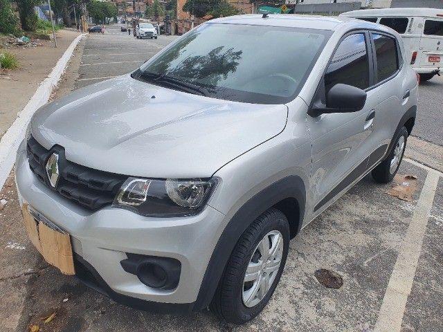 Renault Kwid Zen 1.0 12V Flex 2019/2020
