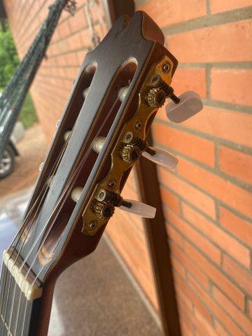 Violão luthier de jacarandá da Bahia  - Foto 3