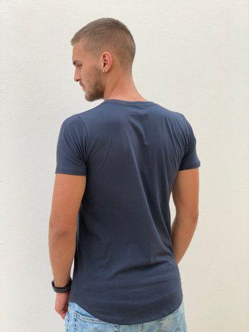 Camiseta Long Nova Coleção Concept - Foto 2