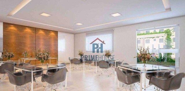 Apartamento com 2 dormitórios, 40 m² por R$ 143.000 - Coxipó - Próximo UFMT - Cuiabá/MT - Foto 4
