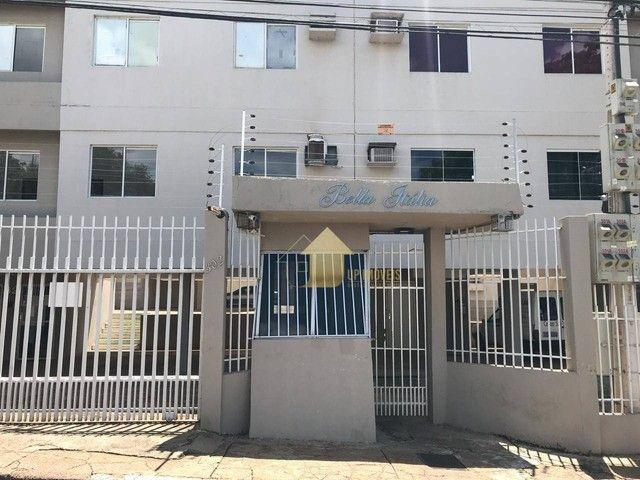 Apartamento com 2 dormitórios à venda, 67 m² por R$ 170.000,00 - Baú - Cuiabá/MT