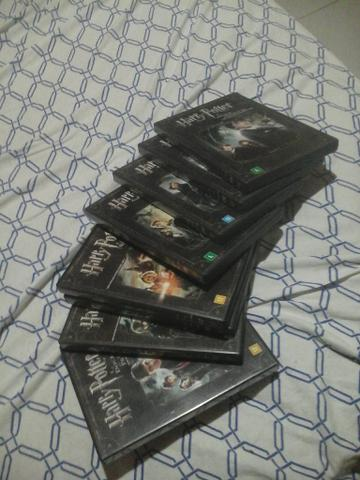 DVDs ORIGINAL DE HARRY POTTER