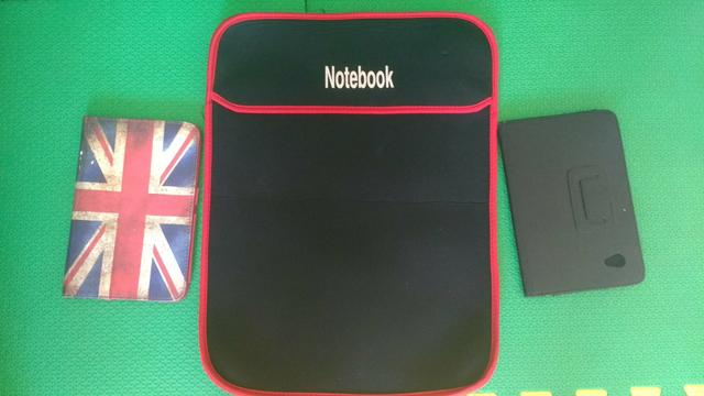 Capas de tabled e notebook