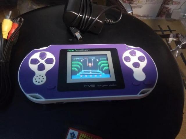 Game Portátil - Mini Game - 8 Bits - Vários Jogos Clássicos