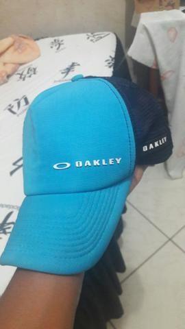 Vendo esse boné da Oakley
