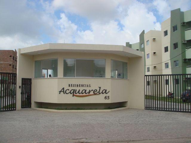 Apartamento no Aquarella - Parnamirim