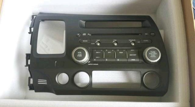 Rádio New civic CD/FM/AM