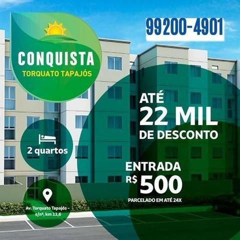 500 reais de Ato/Apartamentos próx a coca cola, ambev e Innova/VideoLar