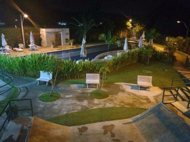 Ecoville Condomínio Clube, o melhor da região. Construção Queiroz Galvão