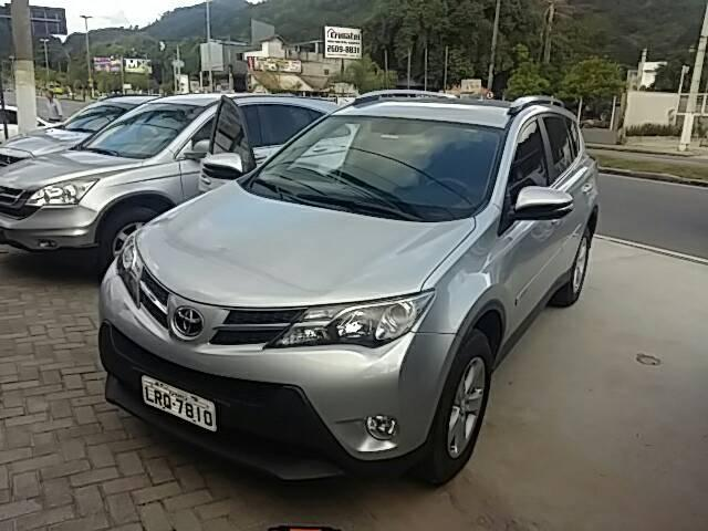 Toyota Rav4 2.0 4x2 automatico km 22.000 top toda revisada