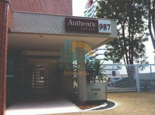 140m², 3 e 4 Suítes, Gerador 100%, Varanda com Churras, Apt Automatizado, Authentic Recife