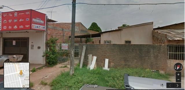 Terreno em área comercial Vendo/Troco terreno em casa na Nova P. Velho/Ageno de Carvalho