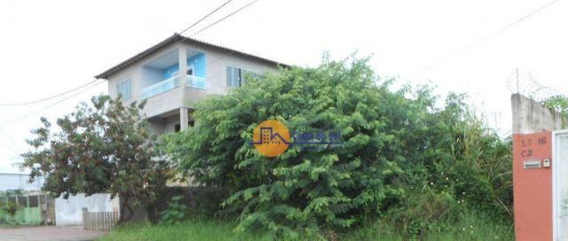 Terreno à venda, 448 m² por r$ 210.000,00 - verdes mares - rio das ostras/rj - Foto 2