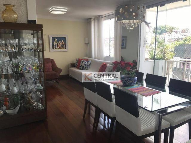 Apartamento residencial à venda, Graça, Salvador - AP1272.