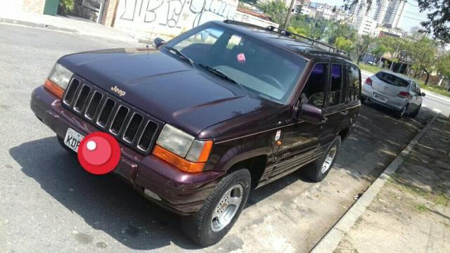 Jeep Grand Cherokee 97 98 Kit Gás Aceito Troca