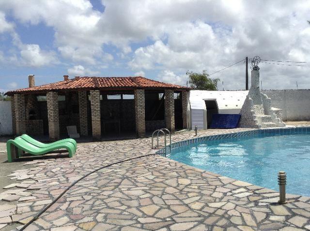 Sítio bacana com casa grande, Natal/RN, Lago Azul, Pium - Foto 13