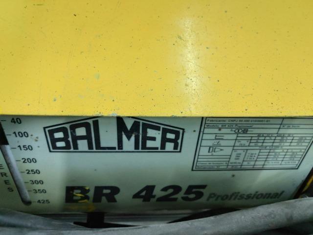 Máquina De Solda Retificadora Br 425 Balmer - Foto 3