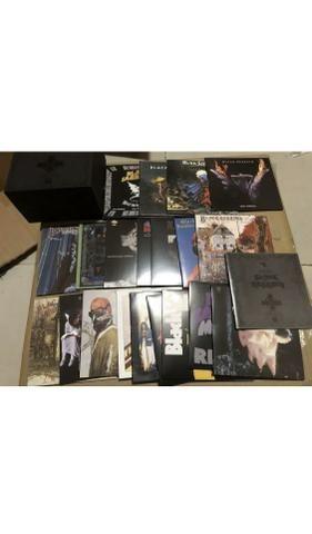Black Sabbath Black Box Complete Original 1970-2017 com 22 Cds Novo lacrado na caixa - Foto 2