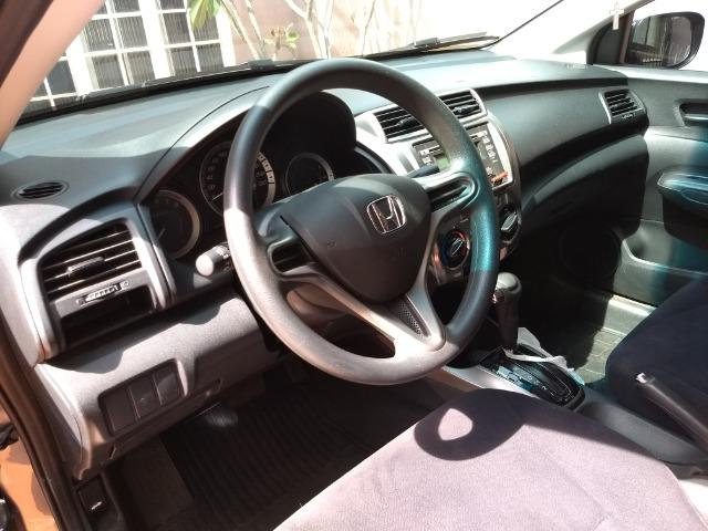 Honda City LX Automático Único Dono - Foto 3