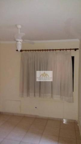 Apartamento com 3 dormitórios para alugar, 107 m² por r$ 1.300/mês - centro - ribeirão pre - Foto 14