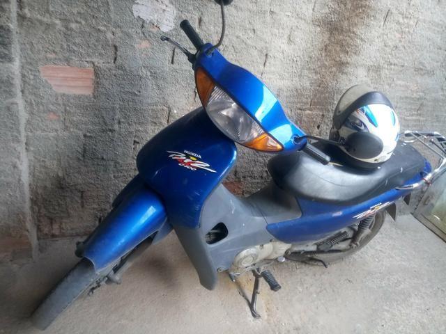 Honda BIZ 100CC. Toda Original. Aceito Parcelament - Foto 7