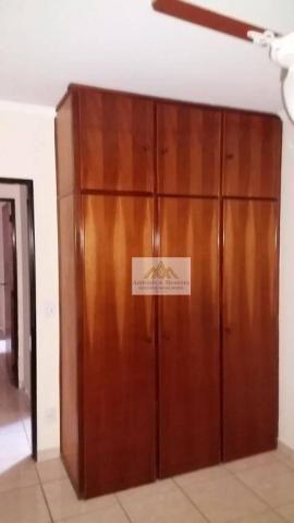 Apartamento com 3 dormitórios para alugar, 107 m² por r$ 1.300/mês - centro - ribeirão pre - Foto 11