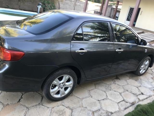 Vendo Corolla GLi manual ano 2010 - Foto 6