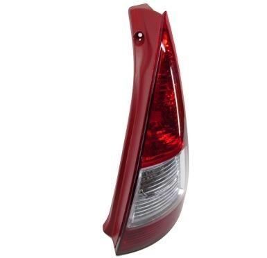 Lanterna Traseira Bicolor Citroen C3 2007 A 2012 Esquerdo - Foto 3