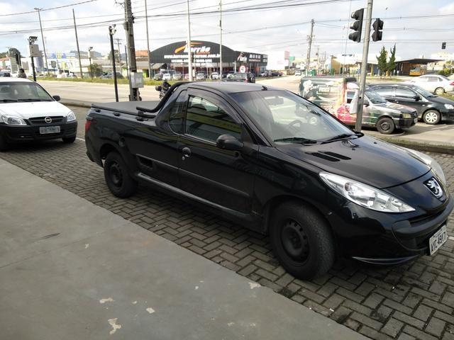 Vendo ou troco Peugeot hoggar 2013 R$ 18.500 - Foto 4