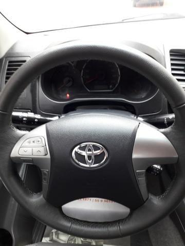 Toyota Hilux SRV Automatica Top de linha - Foto 2