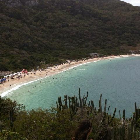 Apt.cabo frio com piscina praia do foguete - Foto 14