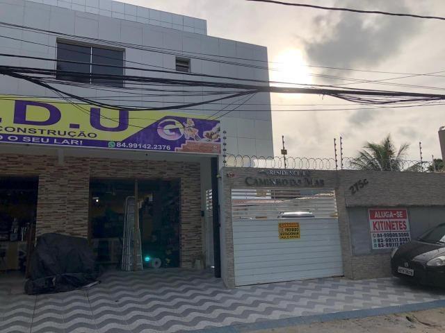 Alugo Excelente Kitnet Em Ponta Negra Com 1Quarto, Aluguel R$ 580,00 - Foto 10