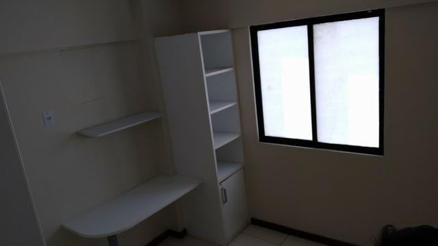Alugo Apartamento 70 mt² 2/4 prox Av Maria Quitéria garagem coberta tx cond incluída - Foto 10