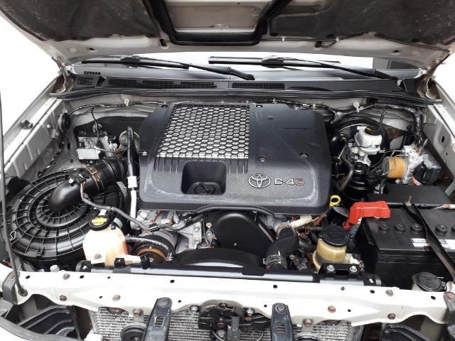 Toyota Hilux SRV Automatica Top de linha - Foto 17