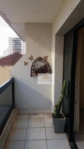 Apartamento com 3 dormitórios para alugar, 107 m² por r$ 1.300/mês - centro - ribeirão pre - Foto 4