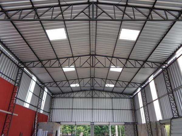 Estrutura Metálica, Galpão Industrial, Mezaninos etc - Foto 2