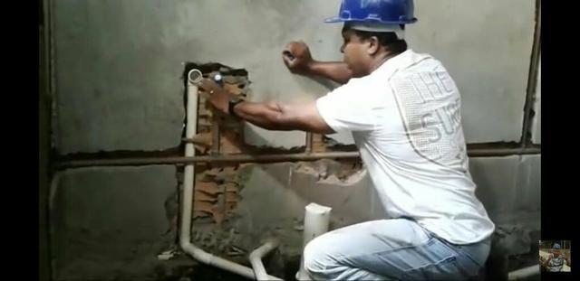 Bombeiro hidráulico Fazermos todos tipos de serviço - Foto 4