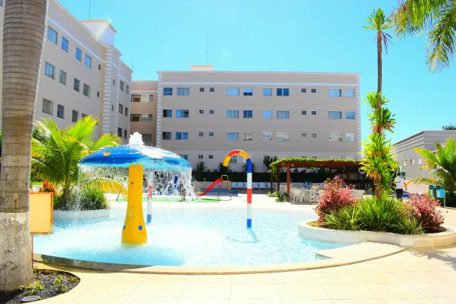 Cota imobiliária em Resort Caldas Novas Goiás