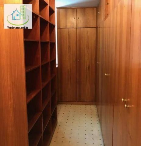 Apartamento com 5 dormitórios para alugar, 541 m² por r$ 23.000/mês - santo amaro - são pa - Foto 18