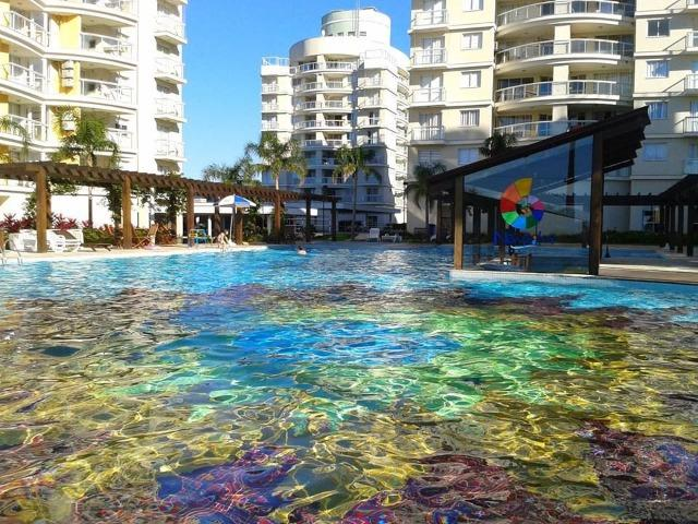 Beto Carrero-Penha/Praia/Piscina/Nautilus Home Club/Apto 3 quartos/2 vagas - Foto 3