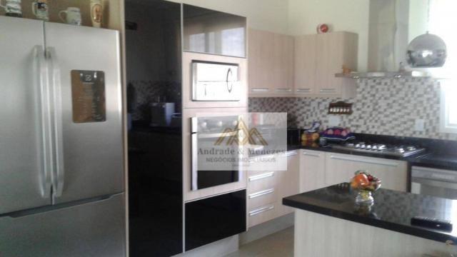 Sobrado com 3 dormitórios à venda por r$ 1.400.000 - distrito industrial - cravinhos/sp - Foto 17