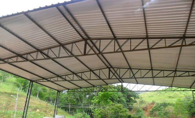 Estrutura Metálica, Galpão Industrial, Mezaninos etc - Foto 5