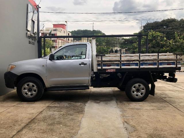 Toyota Hilux CS 2.5 turbo 4x4 Diesel -carroceria de madeira (valor para venda) - Foto 5
