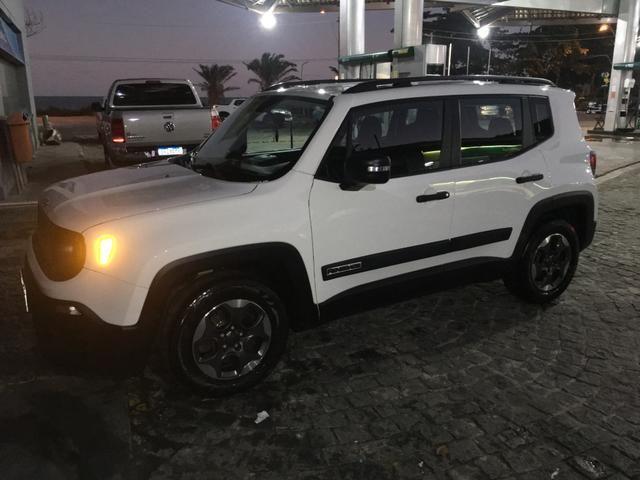 Jeep Renegade 2016 Vendo ou troco
