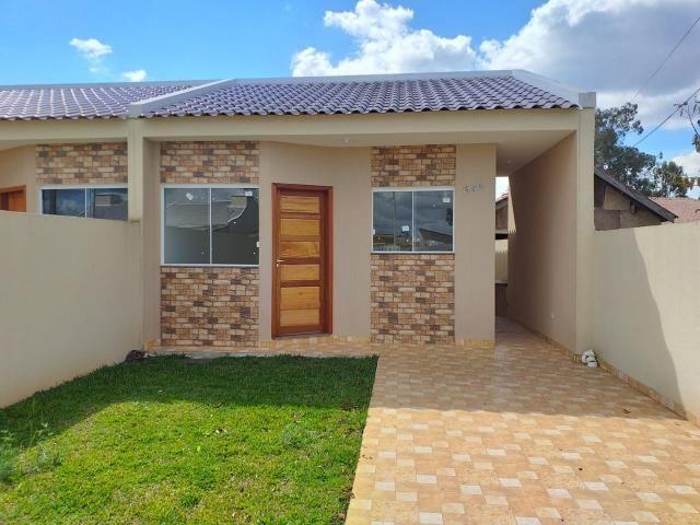 Casa à venda, 2 quartos, 1 vaga, Santa Terezinha - Fazenda Rio Grande/PR