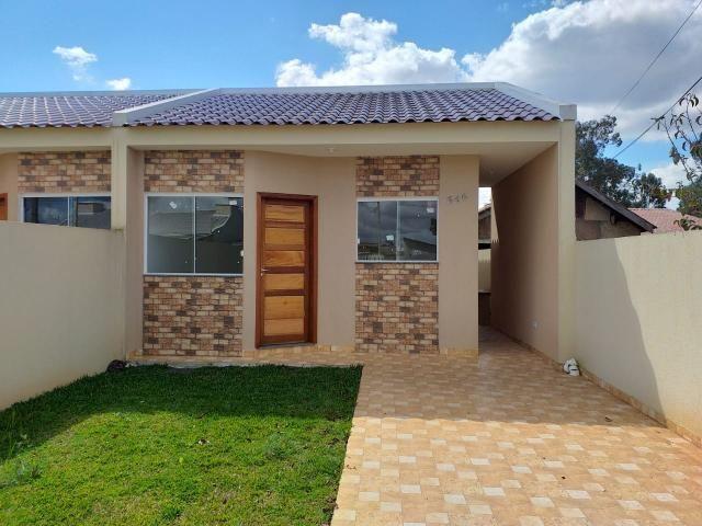 Casa à venda, 2 quartos, 1 vaga, Santa Terezinha - Fazenda Rio Grande/PR - Foto 2
