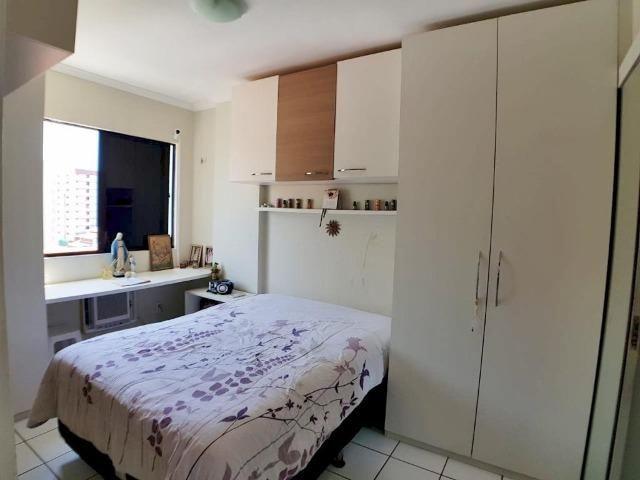AP0683 - Apartamento com 2 dormitórios à venda, 62 m² por R$ 270.000 - Cocó - Fortaleza/CE - Foto 2