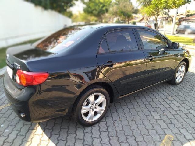 Corolla 1.8 Flex GLi automático 2010 - Foto 12
