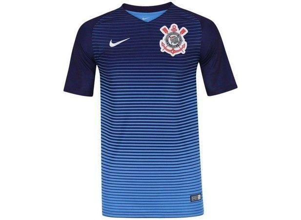Camisa Nike Corinthians I 2013 Feminina - G - NT sports - Esportes e ... 1f2cc025a1589