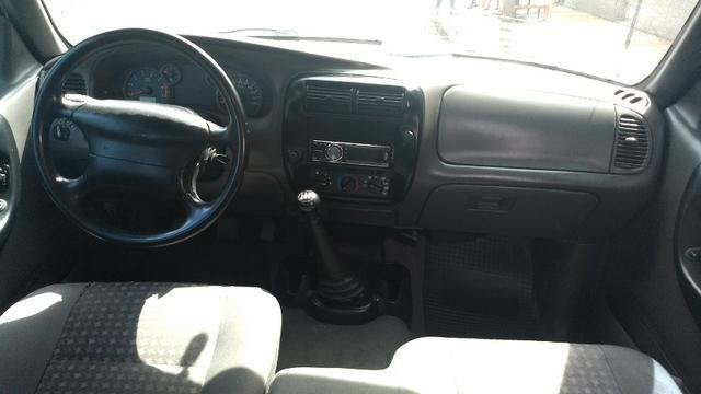 Ford Ranger XLS com GNV 2.3 Completa - Foto 3